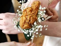 prom corsage ideas kfc introduces fried chicken corsage for prom great ideas