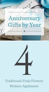 gifts for wedding anniversary 4th wedding anniversary gifts hallmark ideas inspiration