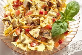 Pasta Salad Recipes With Italian Dressing Grilled Chicken Pasta Salad Briannas Salad Dressings