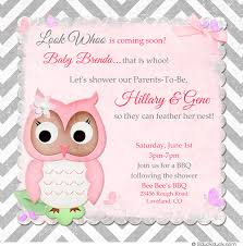 baby shower wording owl baby shower invitation wording ideas babies baby