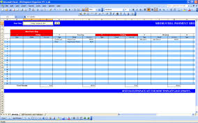 Online Spreadsheet Free Bill Schedule Spreadsheet Template