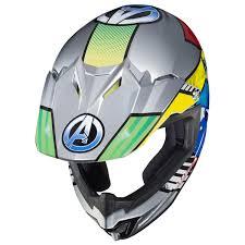 hjc motocross helmet hjc youth cl xy 2 marvel avengers helmet jafrum