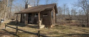 rustic cabins u2014 tennessee state parks