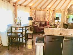 Living In A Yurt by Brand New Unique And Cozy