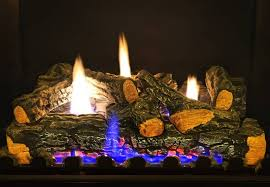 Gas Logs For Fireplace Ventless - vent free gas logs ventless gas fireplace logs set on custom