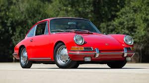 butzi porsche 1965 porsche 911 coupe s105 monterey 2016