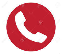 phone icon red phone icon design royalty free cliparts vectors and stock