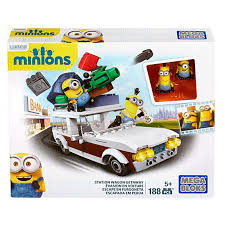mega construx minions building blocks mega bloks mattel shop