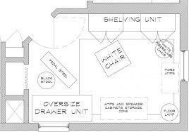 4 room floor plan playuna