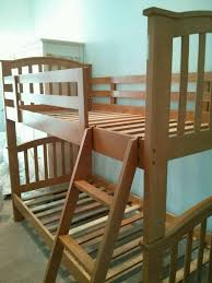 Maple Bunk Beds By Joseph International In StokeonTrent - Joseph maple bunk bed