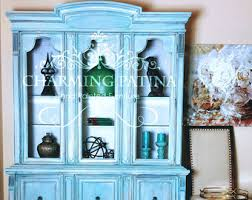 Country Buffet Furniture by French Country Hutch Etsy