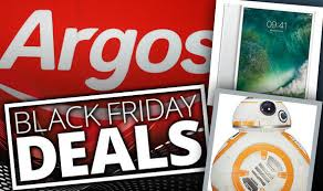 black friday 2017 argos deals on pro sony tvs and wars