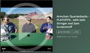 Armchair Quarterback Game New Podcast Released Armchair Quarterbacks Playoffs