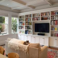 Best Bookcase Wall Images On Pinterest Bookcases Bookcase - Family room shelving