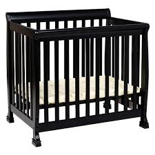 Convertible Mini Crib Davinci Kalani Mini Crib In Honey Oak M5598o Free Shipping