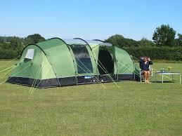 tente 8 places 4 chambres toile de tente kampa watergate6 places