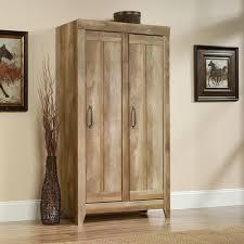 kitchen storage cabinets menards sauder adept craftsman oak wide storage cabinet at menards