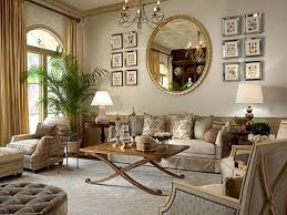 traditional home interior decorating classic living room