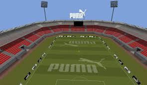puma in football superstars virtual store and goods kzero