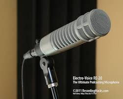 Radio Microphone Talk And Music About Ultimate Podcast Microphone Shootout Recording Hacks