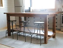 farmhouse kitchen island ideas best 25 diy kitchen island ideas on pinterest build ripping easy