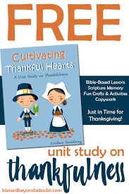 cultivating thankful hearts a lesson in thankfulness freebie 1 of