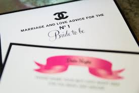Marriage Advice Cards For Wedding Bridal Shower Games 8 Activities Guests Will Love Inside Weddings