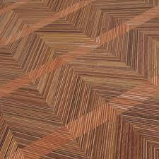 engineered parquet flooring glued textured geometric plexwood