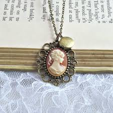 cameo antique necklace images Vintage cameo necklace breakpoint me jpg
