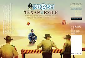 Texas exile