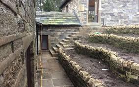 reclaimed dry stone walling from abacus stone sales kirklees