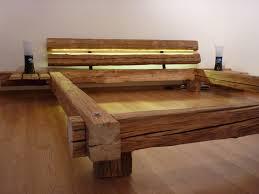 Schlafzimmerm El Eiche Massiv Die Besten 25 Holzbett Selber Bauen Ideen Auf Pinterest