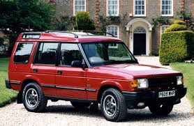 land rover discovery station wagon review 1989 1998 parkers