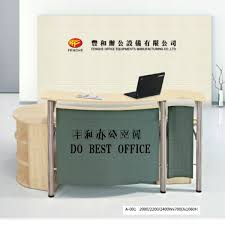 Narrow Reception Desk Small Office Desk Corner Desk With Hutch Home Painting Ideas