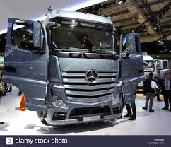 mercedes commercial trucks mercedes actros 2651 ls truck at the international motor