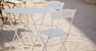 design gartenst hle awesome table de jardin pliante fermob contemporary amazing