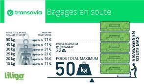 siege transavia bagages transavia prix dimensions soute cabine liligo com