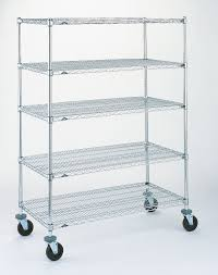 stainless steel wire shelving super erecta wire shelving unit 5