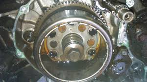 fourtrax 300 starter clutch removal honda atv forum