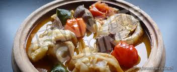 jeannette cuisine pèpè soupe d abats et pattes de bœuf plat africain jeannette cuisine