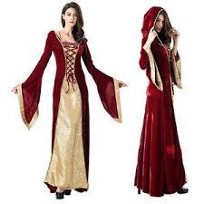 Queen Halloween Costumes Medieval Queen Costume Ebay