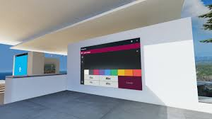 Home Design Story Delete Room by How To Personalize The Windows Mixed Reality Cliff House Vrheads