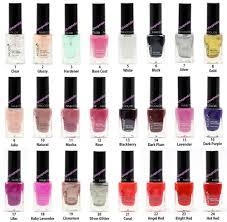 432pcs nabi v nail polish wholesale lot u2013 shopnabi com