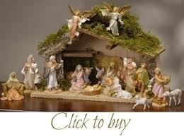 nativity sets fontanini nativity sets add italian traditions to your home this