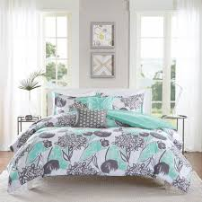 Ideas Aqua Bedding Sets Design Intelligent Design Id10 730 Comforter Set
