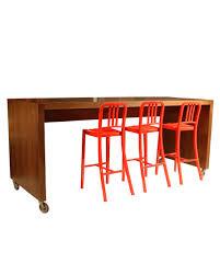 Oak Bar Table Solid Oak Bar Table Isa International
