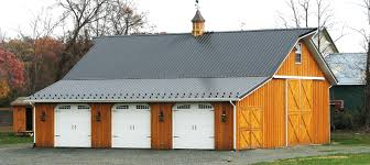 two car garagepole barn with living quarters mn pole garage
