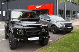 kahn land rover defender inside kahn design from gorgeous defenders to one off supercars