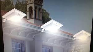 solar powered outdoor motion lights solar powered outdoor motion sensor garage light outdoor designs