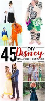 halloween diy diy disney themed halloween costumes